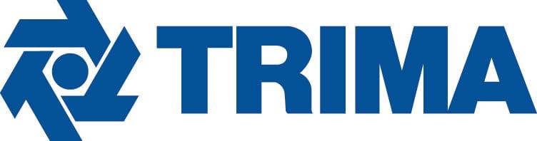 Trima Blue vektor