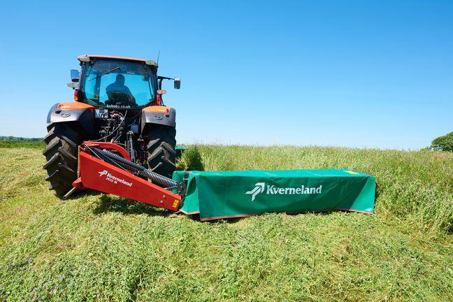 Kverneland 2624M niittokone